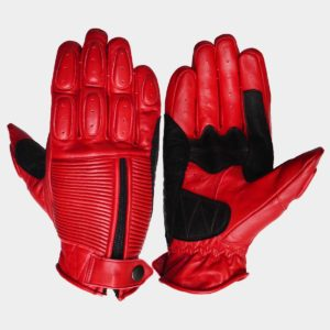 Bobber Cafe Racer Motorcycle Gloves