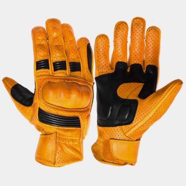 Pro Air Leather Gloves