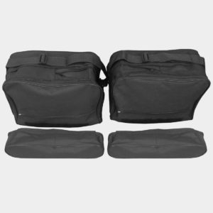 EXPANDABLE Pannier Inner Bags for BMW G650GS Bike