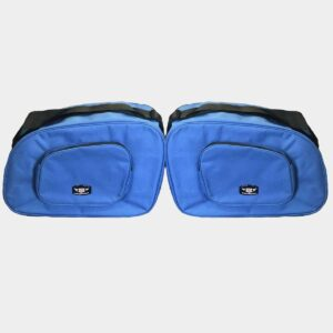 Pannier Liner Side Bags for BMW Bike K75 Blue