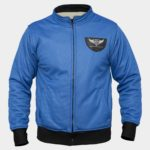 Men Armoured TJ-1 Bikers Textile Jacket