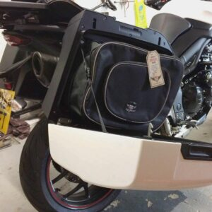 Side Pannier Bags for Tiger Sport ST1050